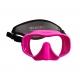 Oceanic Shadow inkl. Neoprenband - Tauchermaske - pink