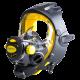 Space Extender IDM - Schwarz Gelb - M/L
