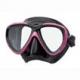 Tusa Tauchmaske M-211 Freedom One Schwarz Pink