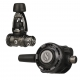 Scubapro MK19 Evo Black Tech / G260 Carbon Black Tech - Atemregler - INT 232