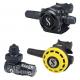 Scubapro Atemregler - MK25 EVO BT - A700 Carbon BT - R195 Octopus Set - DIN 300