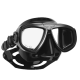 Scubapro Zoom Evo - Silber Schwarz - Schwarz