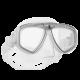 Scubapro Zoom Evo - Weiß Silber - Clear