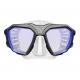 Scubapro Tauchmaske - D-Mask - Blau Transparent - Gr: M