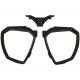 Scubapro D-Mask Color Kit - Tauchmasken - schwarz