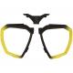 Scubapro D-Mask Color Kit - Tauchmasken - gelb