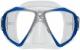 Scubapro Tauchmaske Spectra - Blausilber Transparent