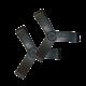 Scubapro - Kreuzband für geschlossene Flossen - Paar - Gr: S