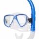 Scubapro Currents Adult Combo - blau