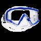 Scubapro - Maske Crystal VU - Blau - Transparent
