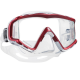 Scubapro - Maske Crystal VU - Rot - Transparent