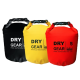 SurfaceMarker Dry Gear 5L Dry Bag - Gelb