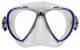 Scubapro Synergy Twin - Shadow Blau - Klares Silikon - Abverkauf