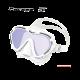 Tusa - Tauchmaske Paragon S - White White Amber
