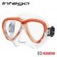 TUSA Intega - Tauchmaske - Energy Orange
