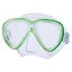 Tusa Tauchmaske M-211 Freedom One klar energy green