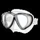 Tusa M-41 Freedom Quad - Transparent - Schwarzer Rahmen