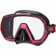 Tusa Tauchmaske M1003 Freedom Elite - Schwarz Rose Pink