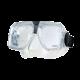 Tusa Tauchmaske TM-5700Q Liberator plus - Transparent - Restposten