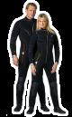 # Waterproof Tauchanzug W1 - 5 mm - Herren - Größe 2XS