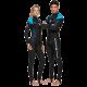 Waterproof Skin - Rashguard Overall - Herren - Gr: 3XS - 2XS