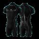 Waterproof Tauchanzug - W30 Shorty - Herren - Gr: XS