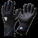 Waterproof Handschuhe - G50 5mm Superstretch - 5 Finger - Gr: XS