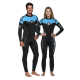 Waterproof W80 - 8 mm Fullsuit Rücken-RV - Damen - Gr: L