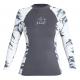 Xcel Women's - 6 OZ UV L/S TOP - Lycra -  Damen - Dolphin - Gr. XS
