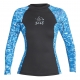 Xcel Women's - 6 OZ UV L/S TOP - Lycra -  Damen - Water - Gr. XS