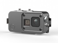 T-HOUSING H8ENERGY für GoPro Hero 8 - Aluminium Tieftauchgehäuse H8ENERGY T-HOUSING GoPro Hero 8