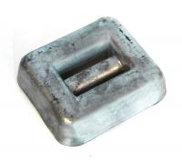 Blei - Gewicht - 2 kg