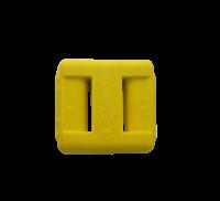 Aqualung Blei ummantelt 2kg gelb §