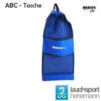 TSH Prämie - Mares ABC SaccaXPinne Netztasche - extralarge - Blau