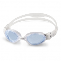 # Goggle SUPERFLEX MID clear blue - Abverkauf