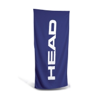 # Head Handtuch Baumwolle HEAD-Logo - Navy - Abverkauf