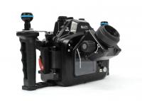 Nauticam Winkelsucher 45 Grad für Nauticam spiegellose MIL Kamera Gehäuse