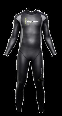 # Aqua Skins Winter Overall - Fullsuit für Herren