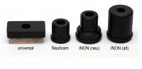 iDiving Lichtleiter Adapter von Sea Sea auf INON alte Version