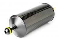 Seafrogs - 11 Zoll Carbon Auftriebskörper (Buoyancy 900g) - Ø 80 x 279mm