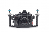 Nauticam Unterwassergehäuse für Panasonic GH5 - NA-GH5 Housing for Panasonic Lumix GH5 Camera