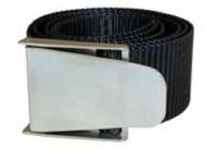 Bleigurt Inox von Polaris - Farbe: schwarz