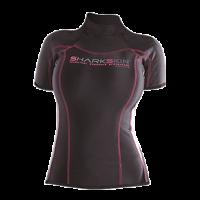 # Shark Skin Chillproof Kurzarm Shirt - Damen - Restposten