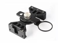 Divevolk - SeaHold für SeaTouch Aluminium Klammer inklusive 37mm Linsen Adapter für Pioneer und Pro DAC Gehäuse