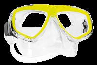 ScubaPro Tauchmaske Ecco - Gelb