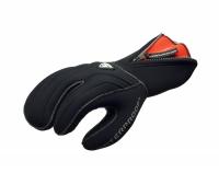 Waterproof G1 7mm 3-Finger Handschuhe - Größe M