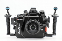 Nauticam Unterwassergehäuse für Panasonic GH5 SV - NA-GH5SV Housing for Panasonic Lumix GH5 Camera (to use with NA-Ninja V)