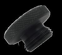 Gewindeschutz-Stopfen Kunststoff DIN-Ventil