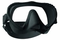 Tauchmaske Ghost - EZ Strap - Farbe: schwarz
