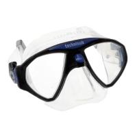 Aqualung Micromask - Tauchmaske - Transp. Schwarz Blau